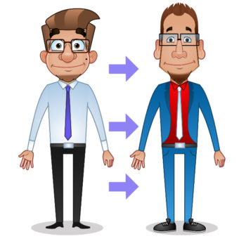 Adobe character animator digital puppets