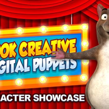 3d adobe character animator puppet design